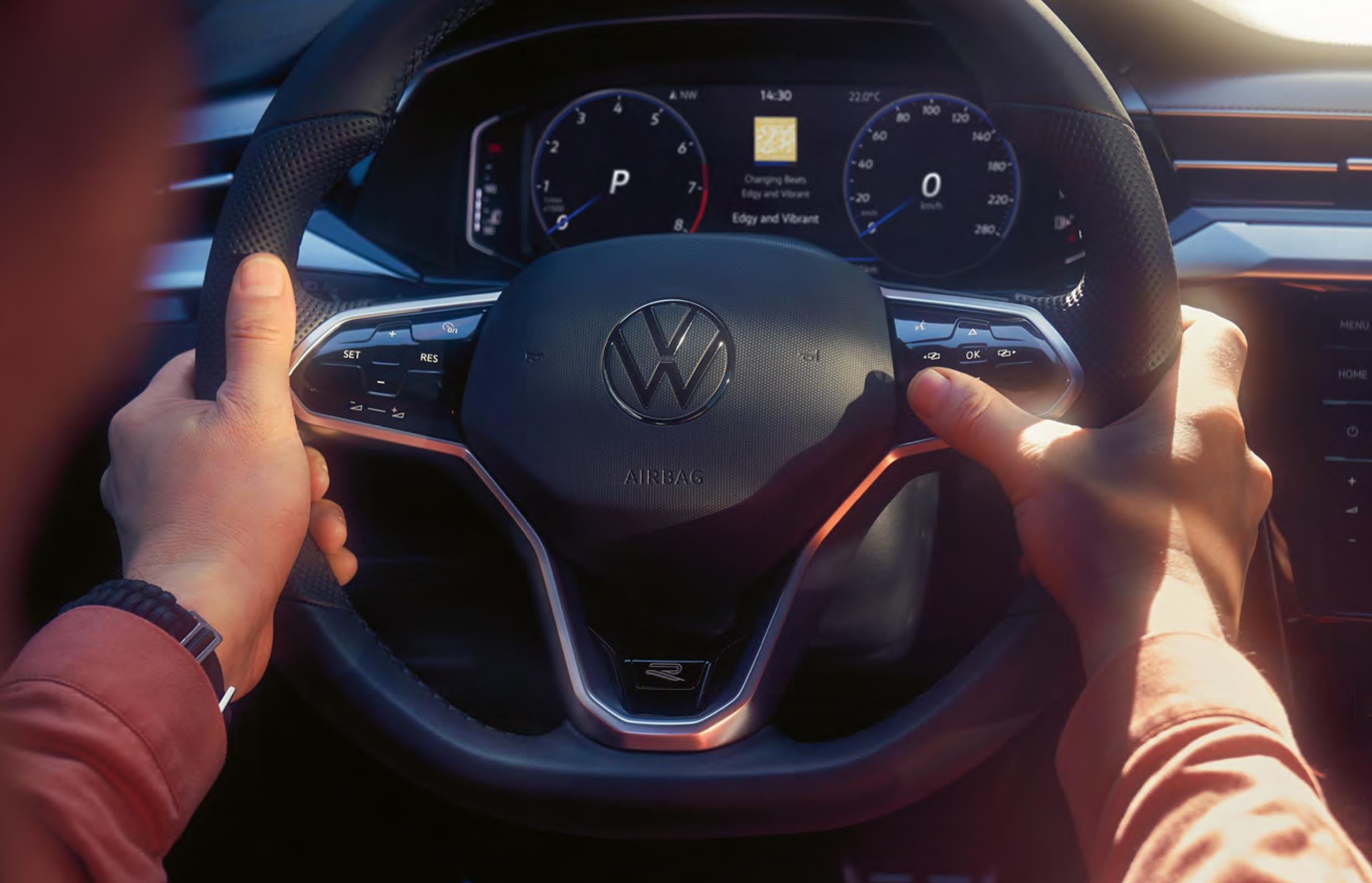 Volkswagen New Arteon